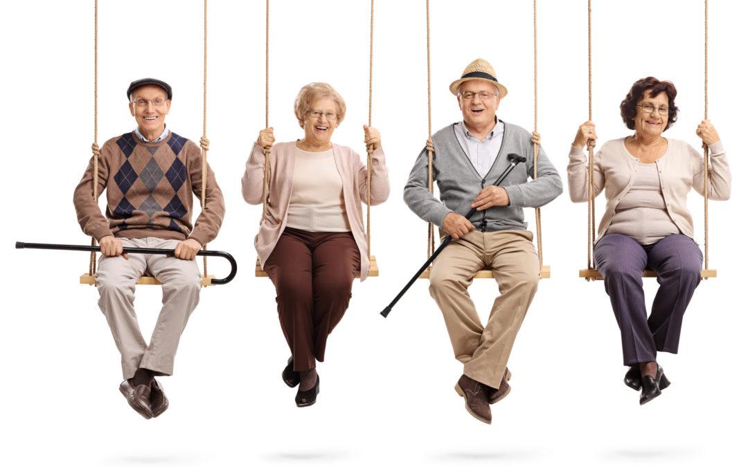 Drodzy Seniorzy – podsumowujemy projekt! SPOTYKAMY SIĘ 5 GRUDNIA!