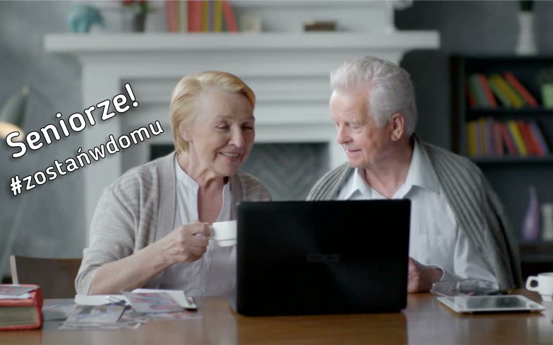 #zostańwdomu Seniorze! Polecamy interaktywną wystawę z okazji urodzin JP2