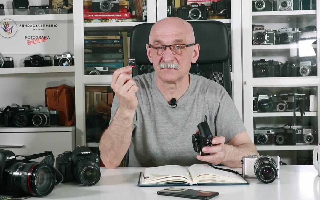 Paweł Horąży o fotografii – serdecznie zapraszamy (WIDEO)